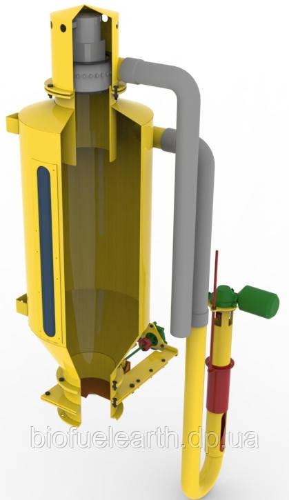 Пневматический по датчик гранулы ППГ-10