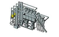 Блок ОГМ 1,5. Мощность 75 кВт