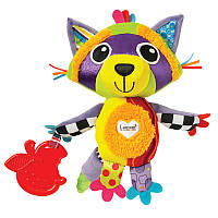Развивающая игрушка-подвеска Енот Райли Lamaze (LC27566)