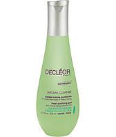 Гель очищающий освежающий для лица(для комбинированной и жирной кожи), 200 мл/Decleor Gelée fraîche purifiante