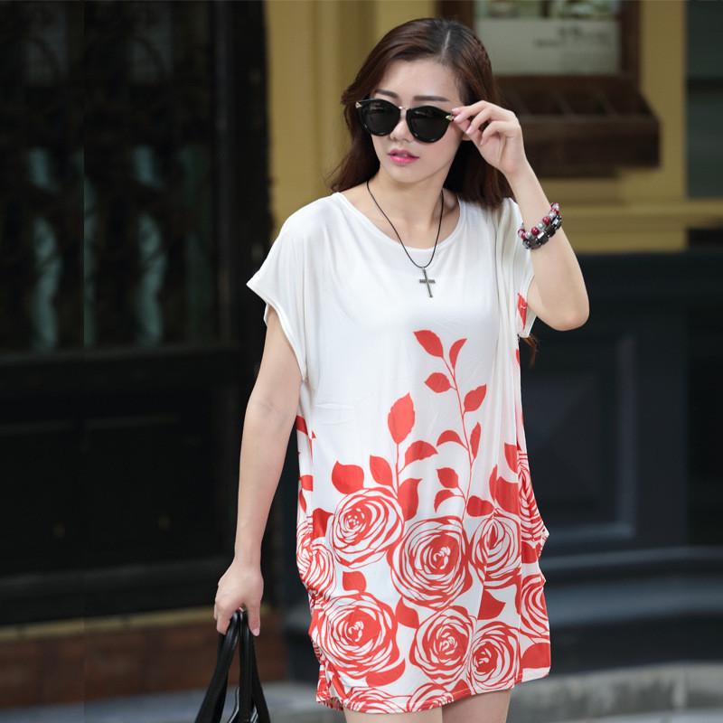 Женская футболка 7155
