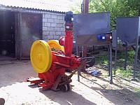 Пресс ударно механический для Брикетирования соломы, фото 1