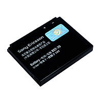 Аккумулятор батарея Sony Ericsson BST-39/ W910/ W380/ W508/ W908/ W910i/ T707/ R300/ W20