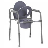Стул-туалет складной кресло туалетное стул-туалет OSD-RB-2110LW, фото 1