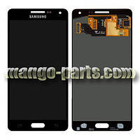 LCD Дисплей+сенсор  Samsung  A500F Galaxy A5 Duos/A500FU/A500H (2015) , чёрный оригинал 100%