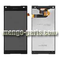 LCD Дисплей+сенсор  Sony  Xperia  Z5  E5803/E5823  Compact,черный оригинал (Китай)