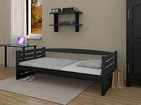 Кровать Карлсон из массива бука