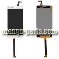 LCD Дисплей+сенсор  Xiaomi  Mi4 белый
