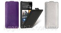Чехол для HTC Desire 600 (606W) Dual Sim- Melkco Jacka, кожаный, разные цвета