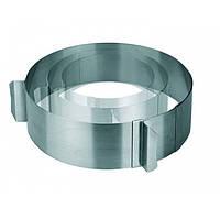Форма для торта круг разъемная d 16-30 см Lacor 68200