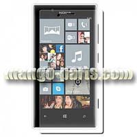 Защитная пленка на стекло для Nokia 720 Lumia (прозрачная)