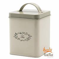 Коробка для хранения чая с крышкой Tea