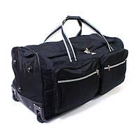 Большая дорожная сумка на колесах AIRTEX 160L.