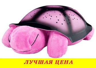 Музыкальная черепаха проектор ночного неба