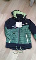 Демисезонная курточка на детей из Польши 116-140