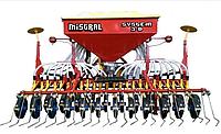 Пневматическая сеялка Mistral 24 рядная