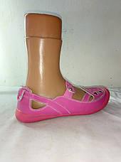 Туфли женские кожаные  летние CAMIDY, фото 2