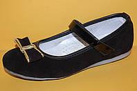 Детские кожаные туфли ТМ Bistfor код 77702 размеры 32-35, фото 1