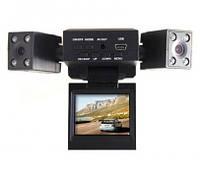 Авторегистратор DVR H3000 на 2 камеры VXX