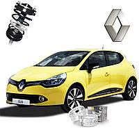 Автобаферы ТТС для Renault Clio (2 штуки)