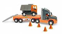 Тягач Super Tech Truck с грузовиком Wader
