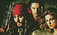 """Схема для вышивания """"Пираты карибского моря"""""""
