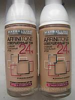Тональный крем Maybelline Affinitone 24H ( мейбелин аффинитон 24ч 0189