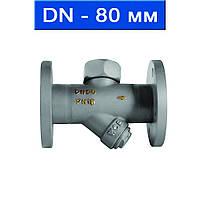 """Конденсатоотводчик термодинамический фланцевый, Ду 80 (3"""")/ 1,6 МПа/ 300 °С/ литая сталь WCB/ (Fig. D111-80)"""
