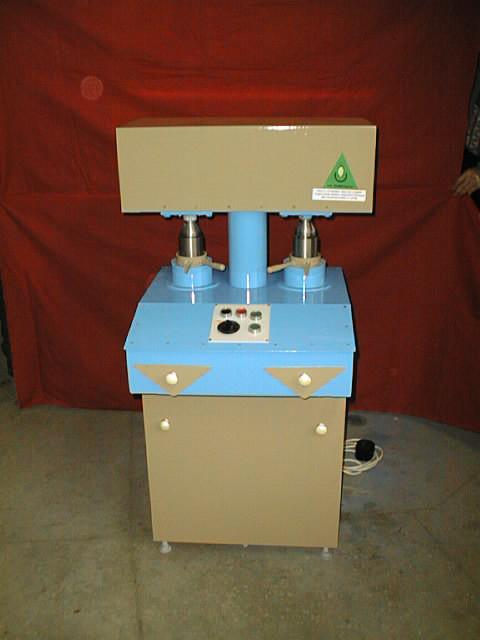 Пресс отжима масла из семян масличных культур лабораторный У1-ЕПМ гидравлический с автоматическим управлением