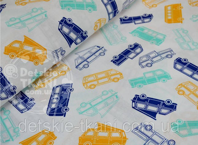 Лоскут ткани №502 размером 25*80 см