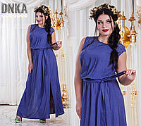 Платье, С417 ДГ батал, фото 1