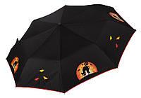 Женский зонт Airton Черная кошка (автомат), арт. 3612-23