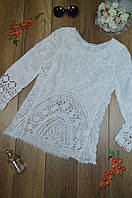 Женская блуза из легкого коттона Italy, фото 1