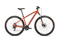 Велосипед Orbea MX 29 50 17 M Orange-black