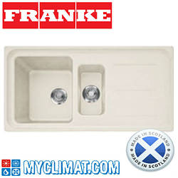 Franke Кухонная мойка FRANKE IMG 651 (ваниль)