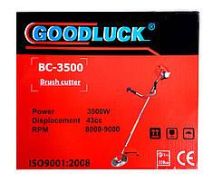 Бензокоса GoodLuck BC-3500 ORIGINAL, фото 2