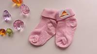 Носочки для девочки, розовые, фото 1