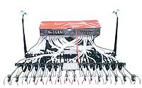 Пневматическая сеялка дисковая Mistral 32 рядная (с возможностью внесения мин. удобрений)