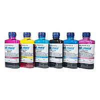 Чернила Epson R290/390 RX590/610/690 (200 гр) синие/cyan ink-mate
