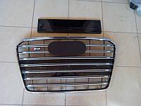Решетка радиатора на Audi A5 (2011-2016) модельного года в стиле S5, фото 1