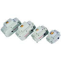 Электроприводы общепромышленного исполнения (IP-67),  25 Вт/ 100 NM/ -30÷60 °С/ AC220 V/ (арт. EA-02-3)