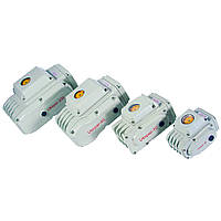 Электроприводы общепромышленного исполнения (IP-67), 100 Вт/ 1000 NM/ -30÷60 °С/ AC220 V/ (арт. EA-100-3)