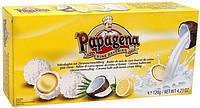 Кокосові цукерки Papagena (вафельні кульки в кокосі з лимонним кремом усередині) Австрія 120г