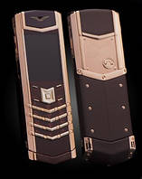 Vertu Signature S Design Reg Gold Coffee