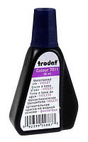Краска штемпельная TRODAT 28 мл.(7011 фиолетовая)