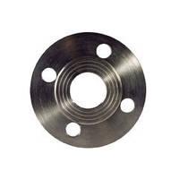 Фланец плоский стальной приварной, Ду 100, 0,6 МПа, (ГОСТ-12820-80)