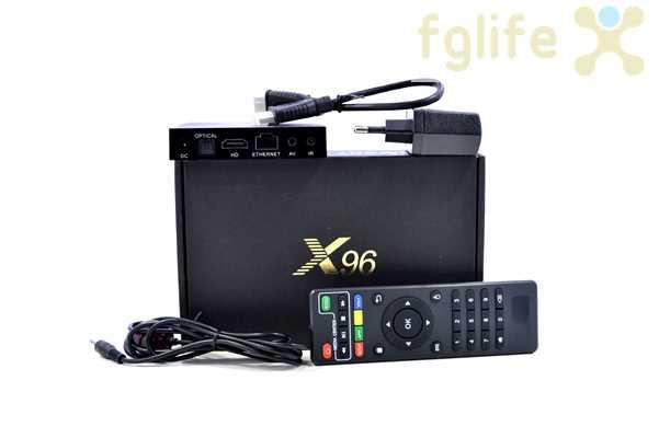 Мультимедийная приставка X96 SMART TV BOX Android 6  - FGLife в Харькове