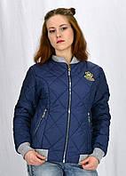 Женская курточка в спортивном стиле