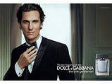 Dolce & Gabbana The One Gentleman туалетная вода 100 ml. (Дольче Габбана Зе Уан Джентельмен), фото 4