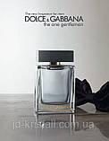 Dolce & Gabbana The One Gentleman туалетная вода 100 ml. (Дольче Габбана Зе Уан Джентельмен), фото 2